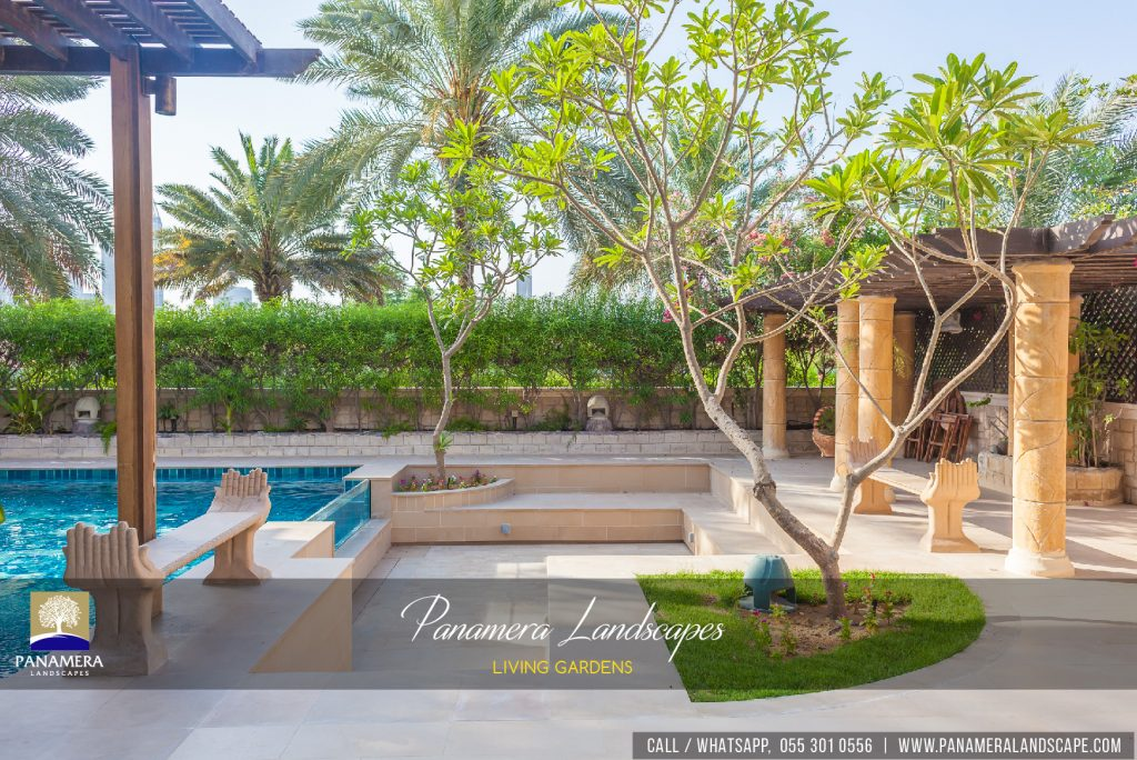 landscaping services in dubai