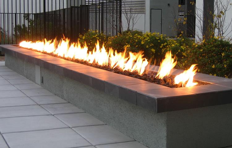Outdoor Fire Features Dubai