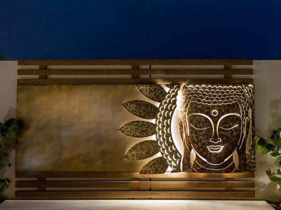 Outdoor Wall Art Dubai